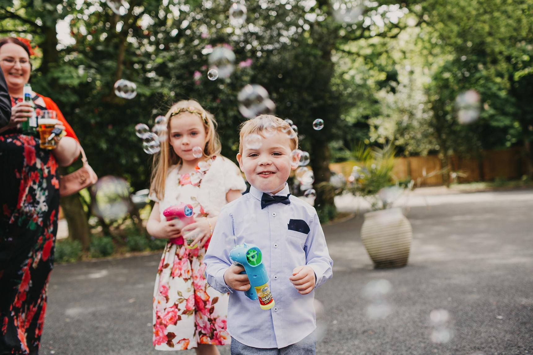 Ashfield House weddings