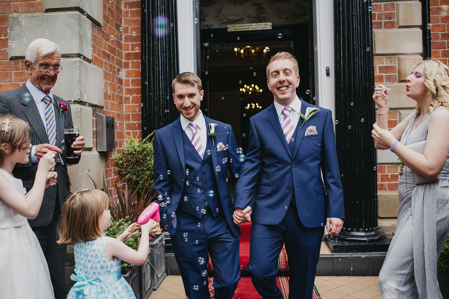 Ashfield House wedding photos