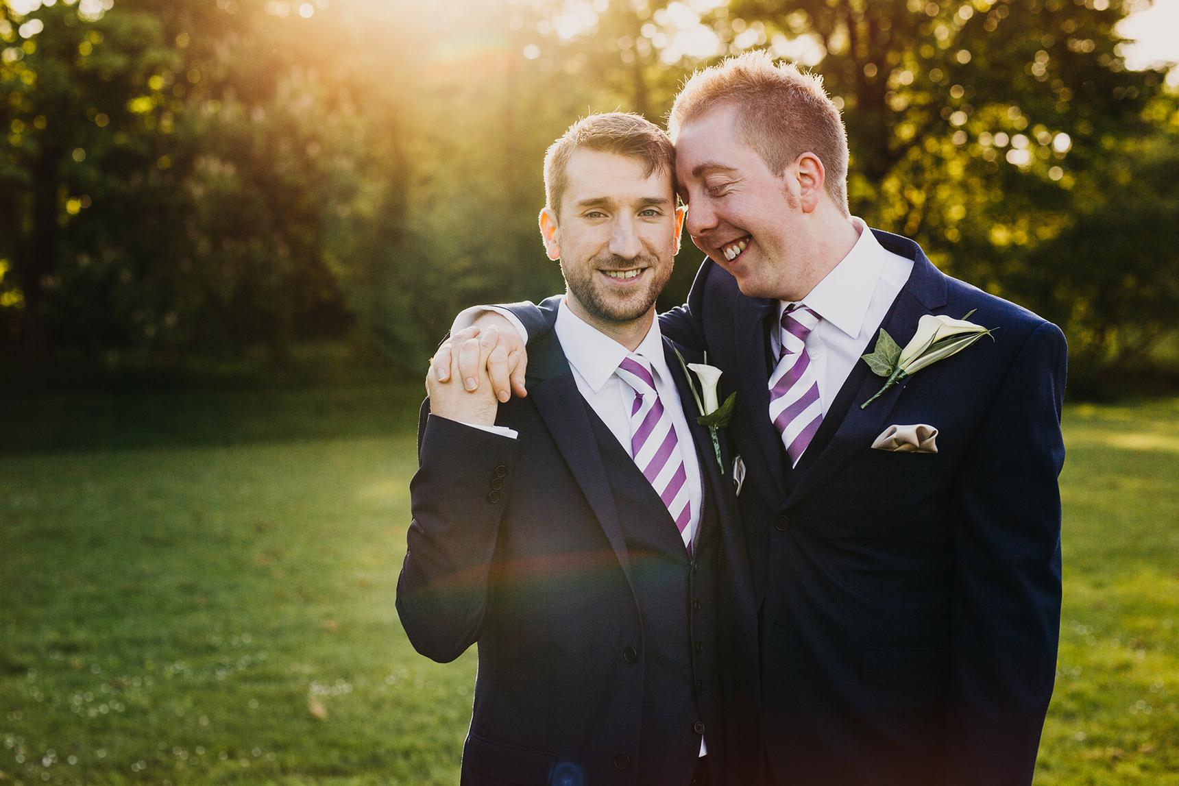 wedding photography Ashfield House