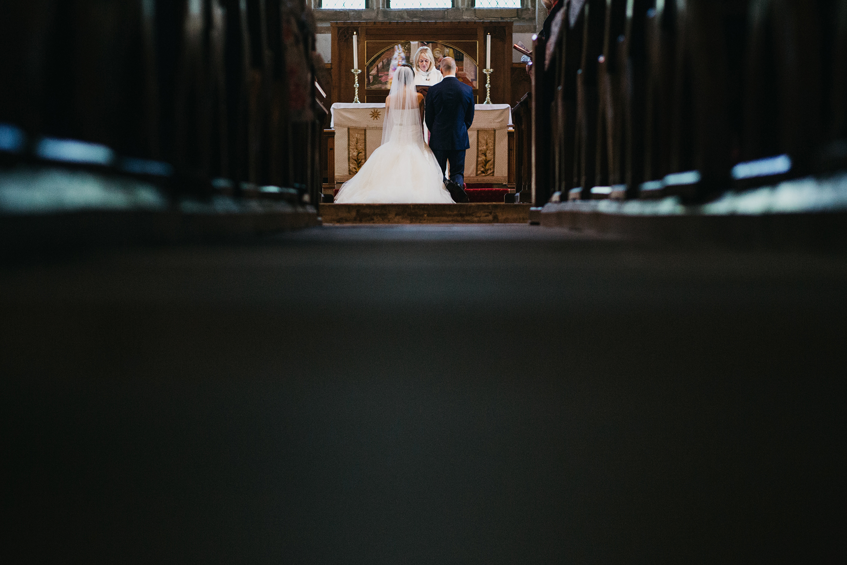 Easby Abbey wedding photographer
