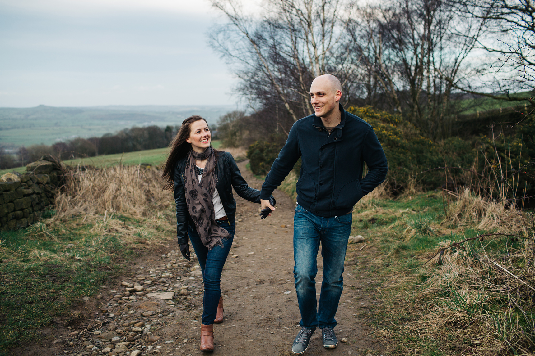 Otley pre-wedding shoot