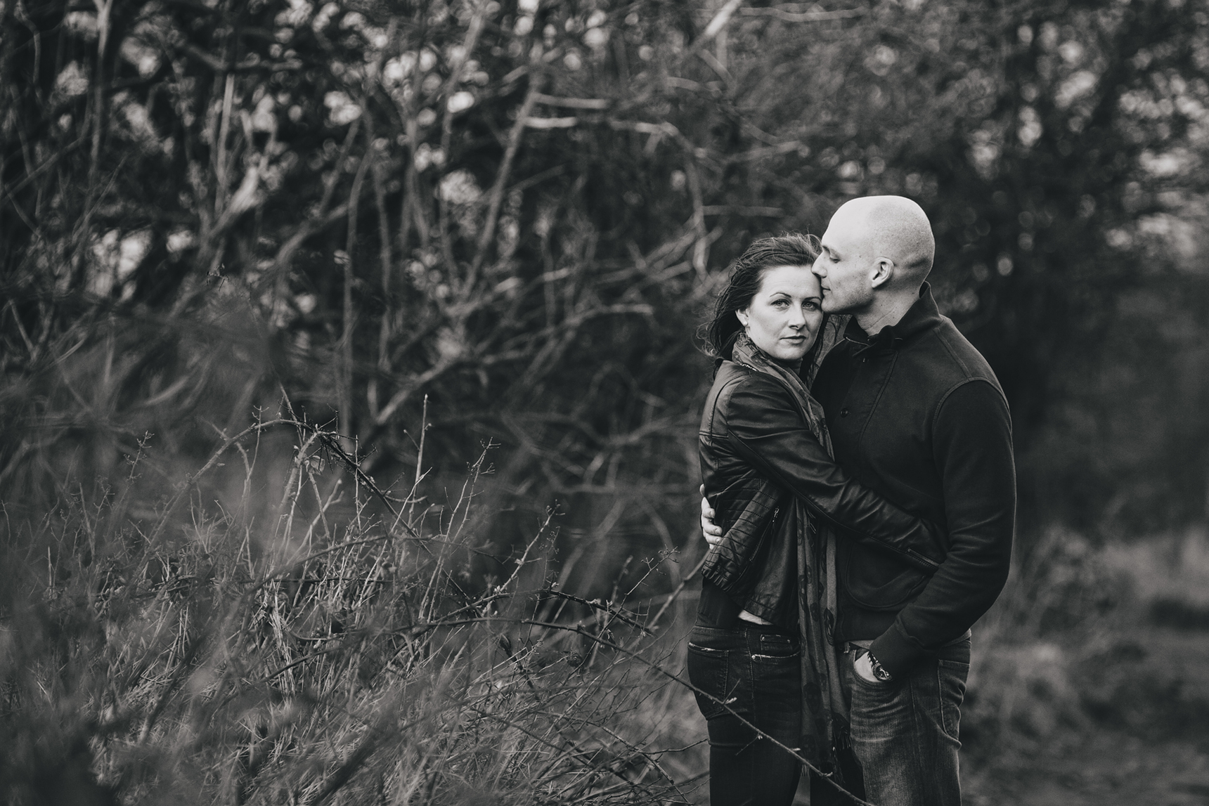 Otley Chevin engagement
