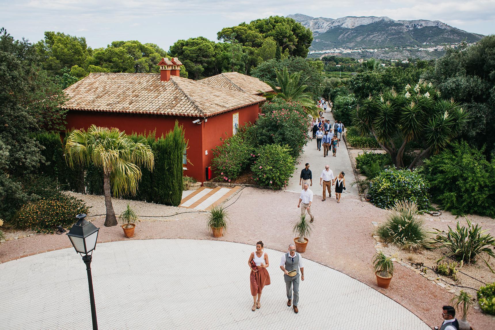 valencia wedding venue