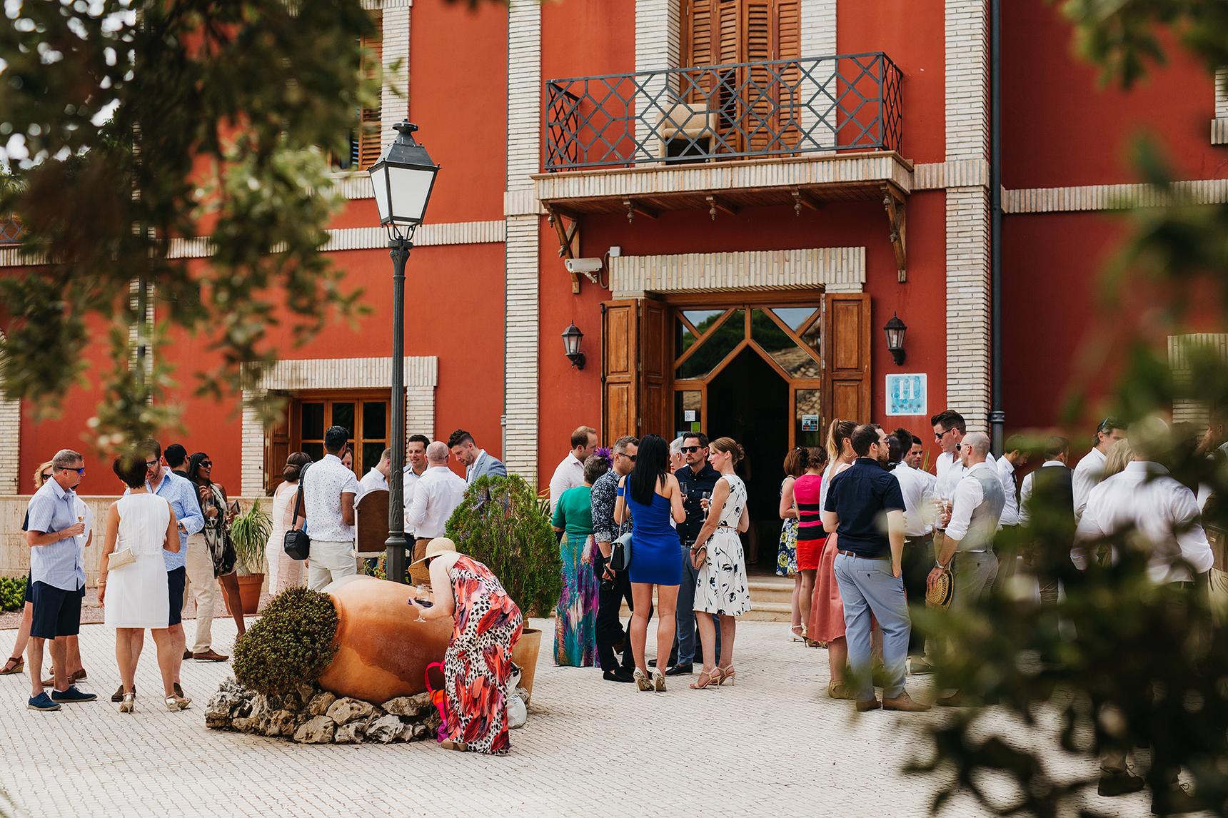 wedding venues valencia