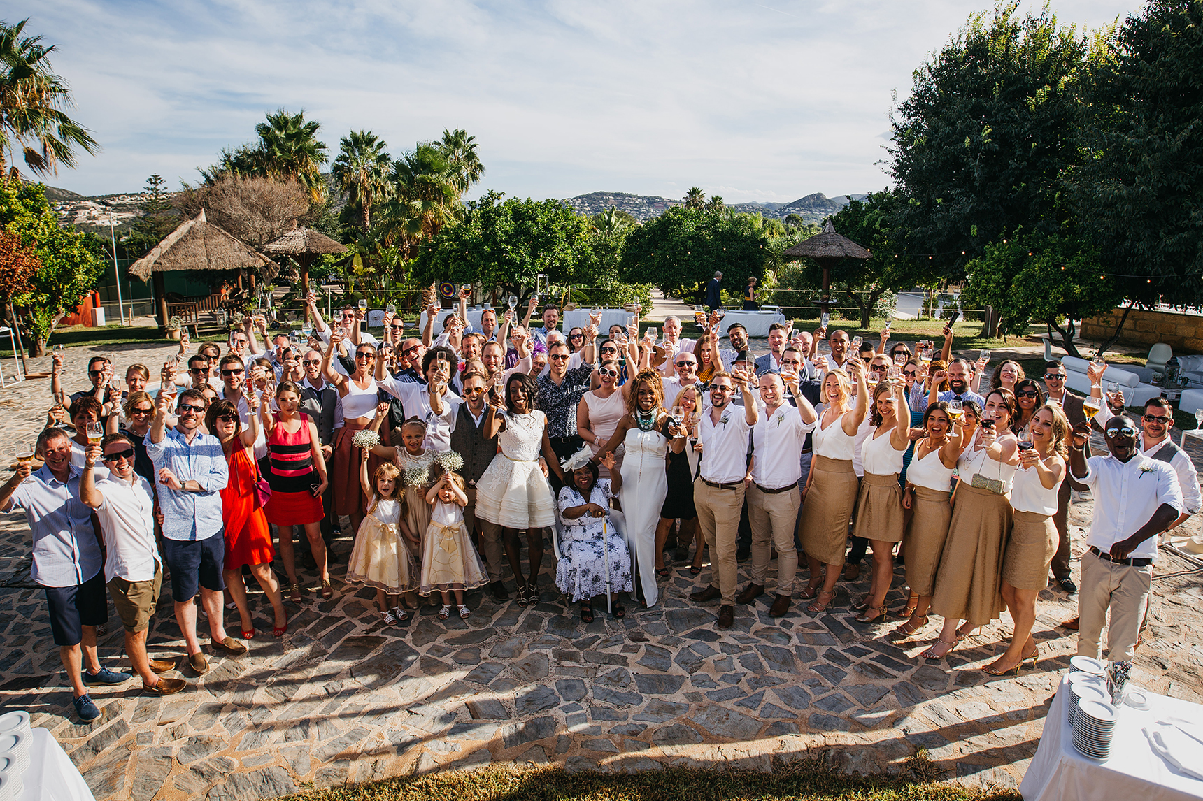 Alicante wedding
