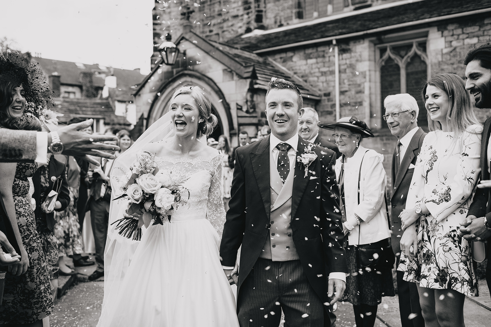 Best Keighley wedding photographer