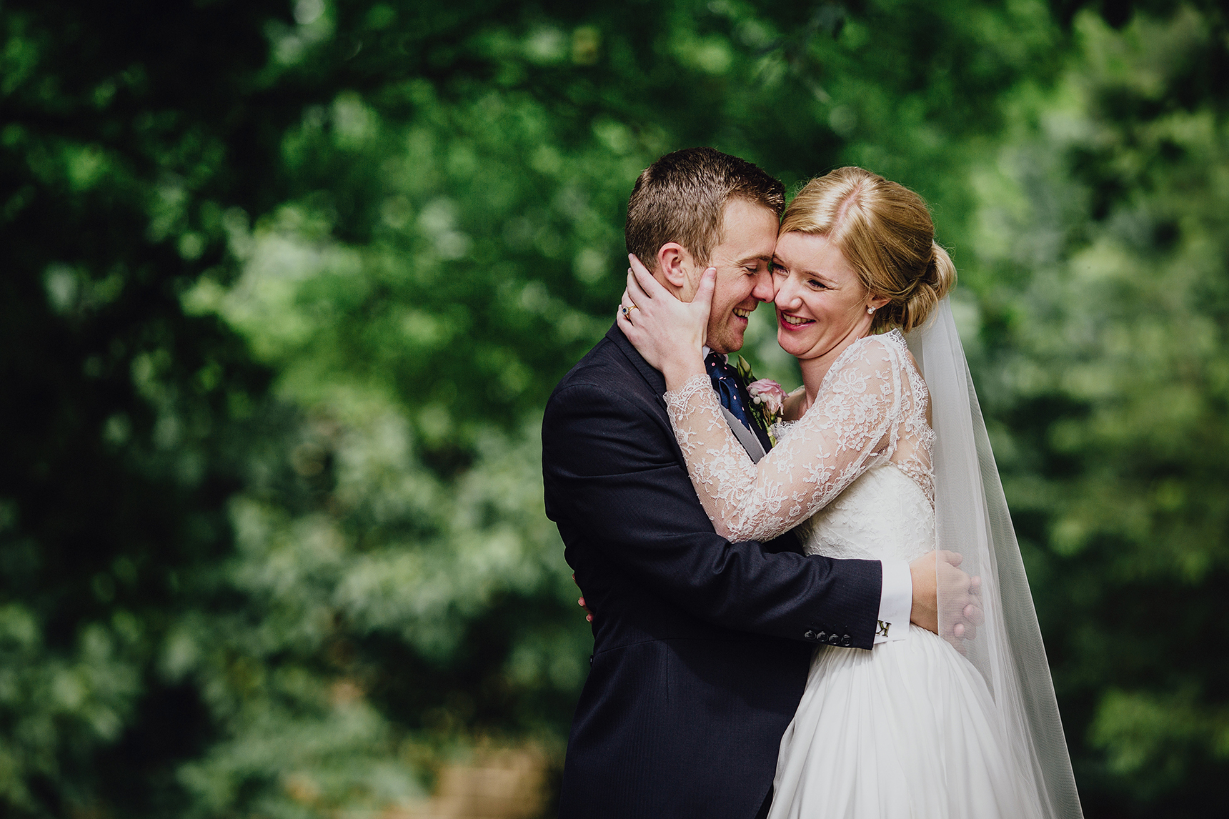 East Riddlesdon Hall wedding photographer