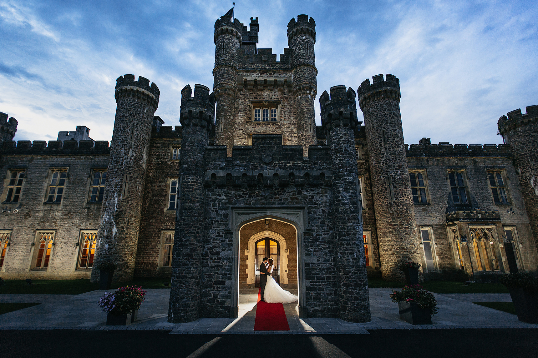 Hensol Castle weddings