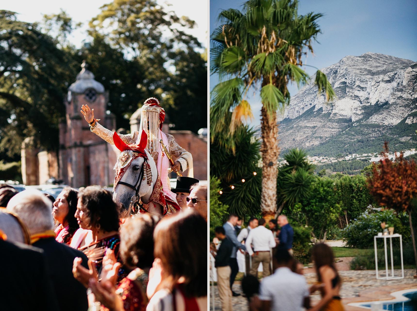 destination wedding photographer UK