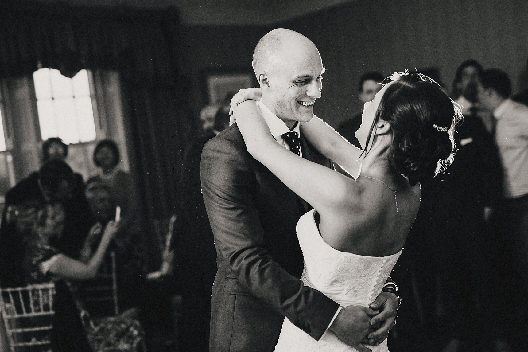 easby hall wedding photographer