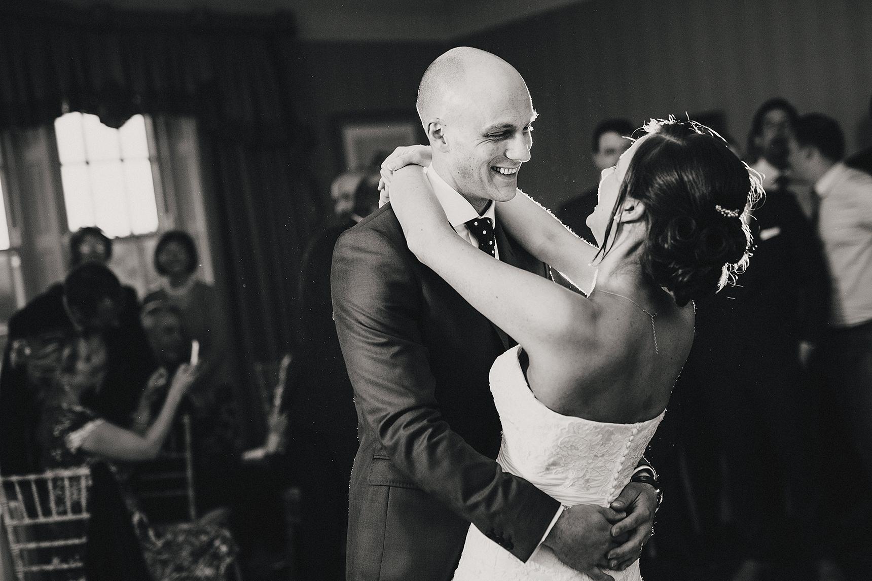 easby hall wedding photographer