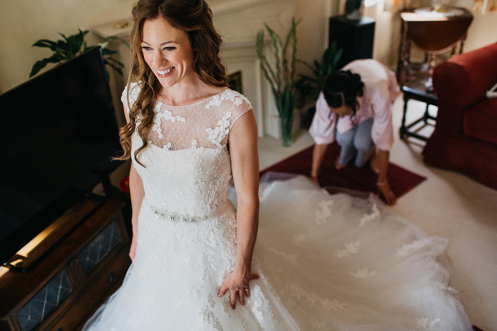 weddings Hensol Castle