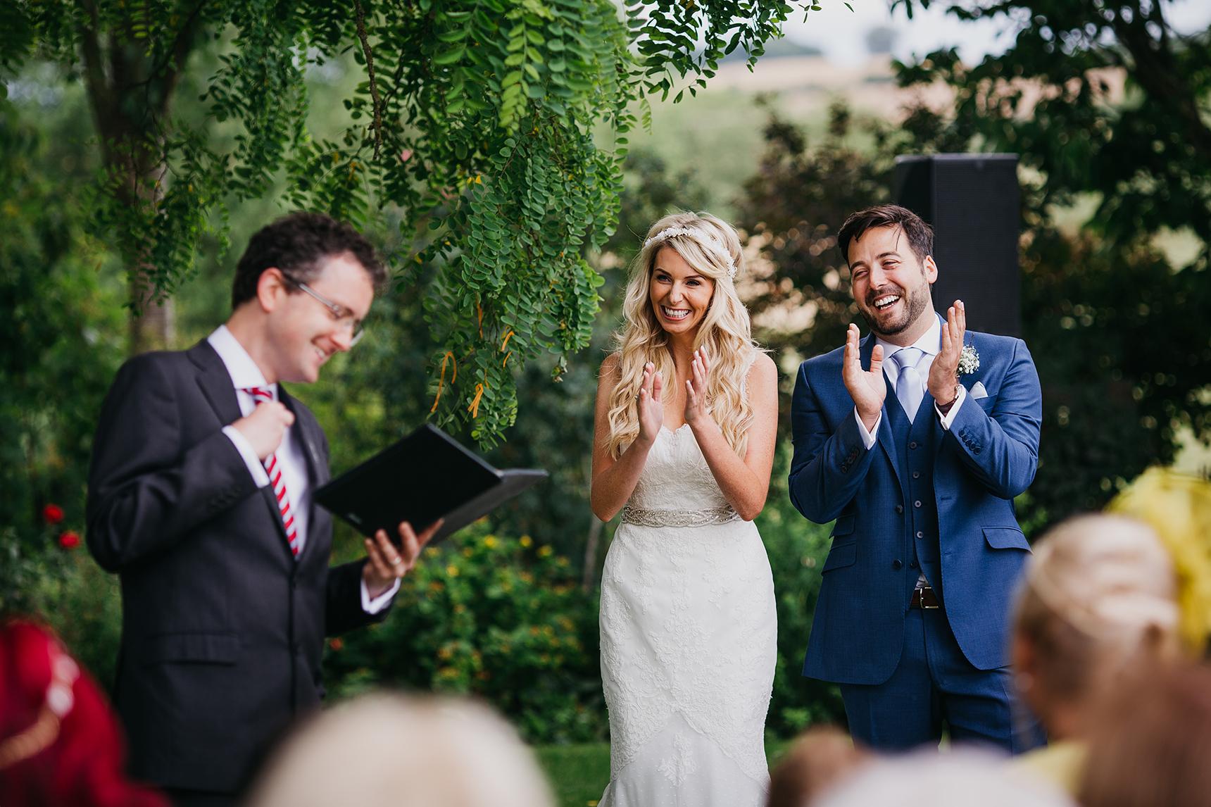weddings Talton Lodge