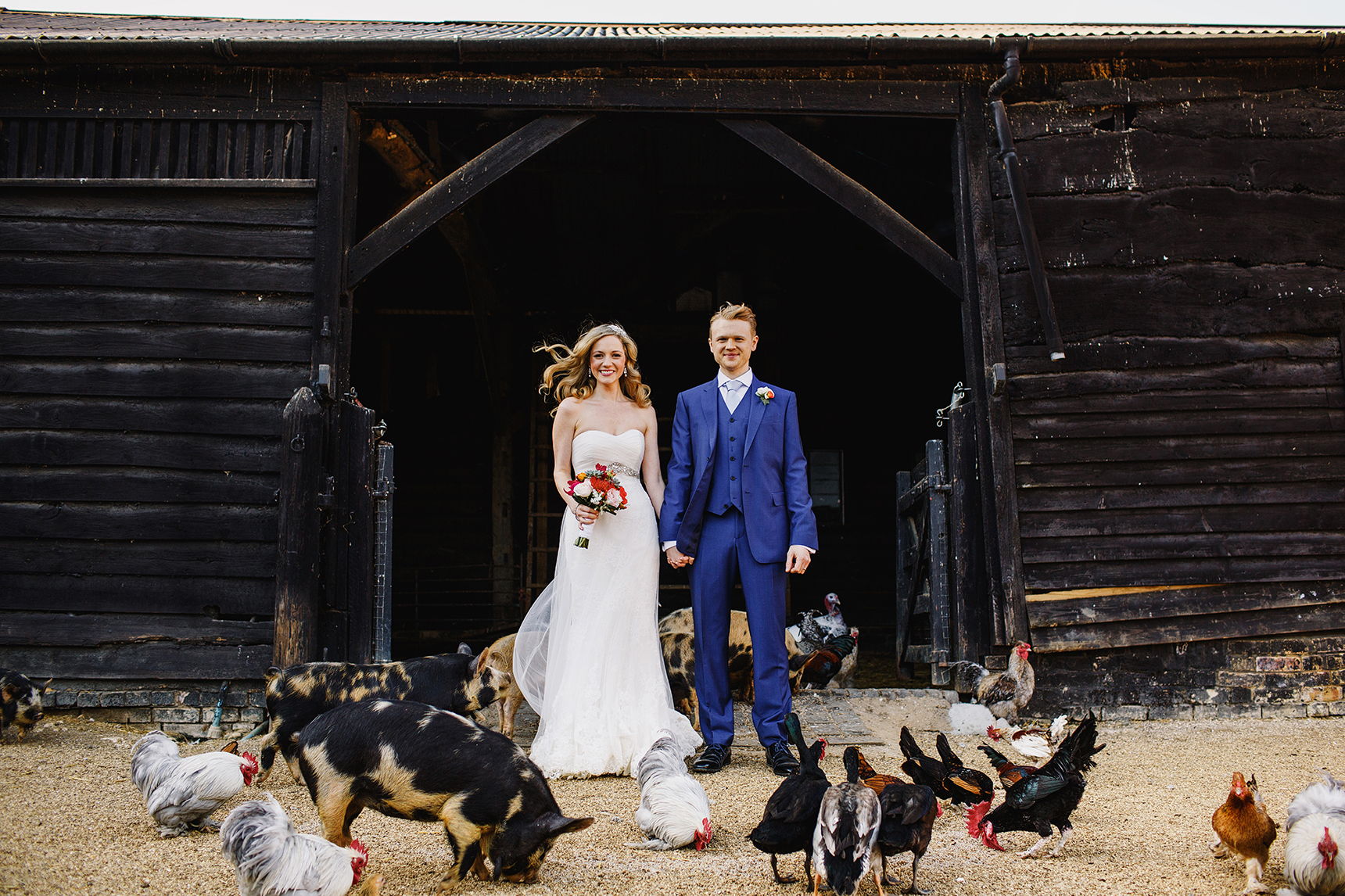 weddings south farm