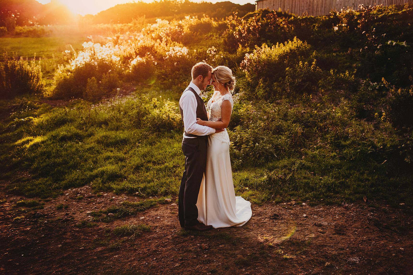 whirlow hall farm wedding photographer