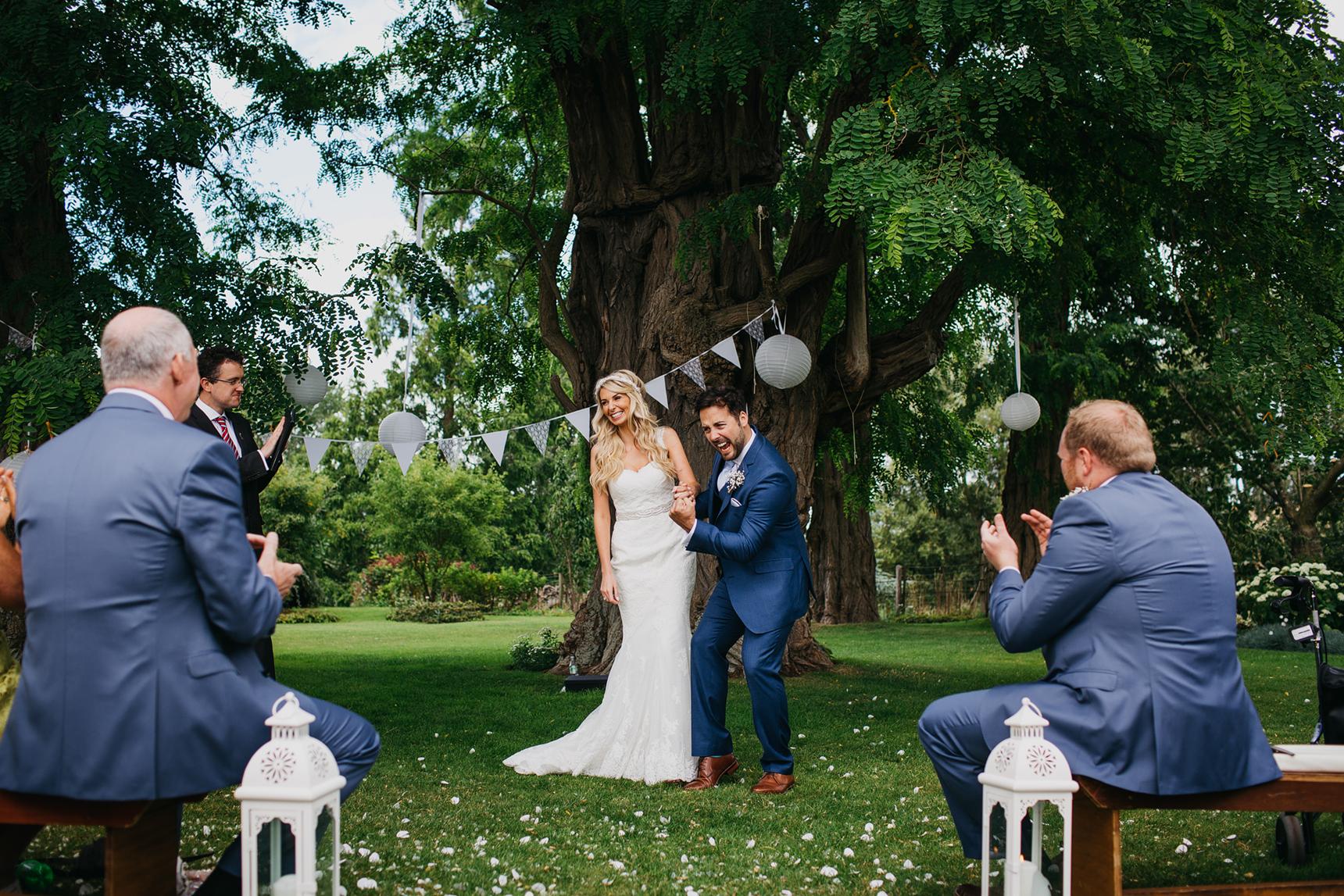 Stratford wedding photography
