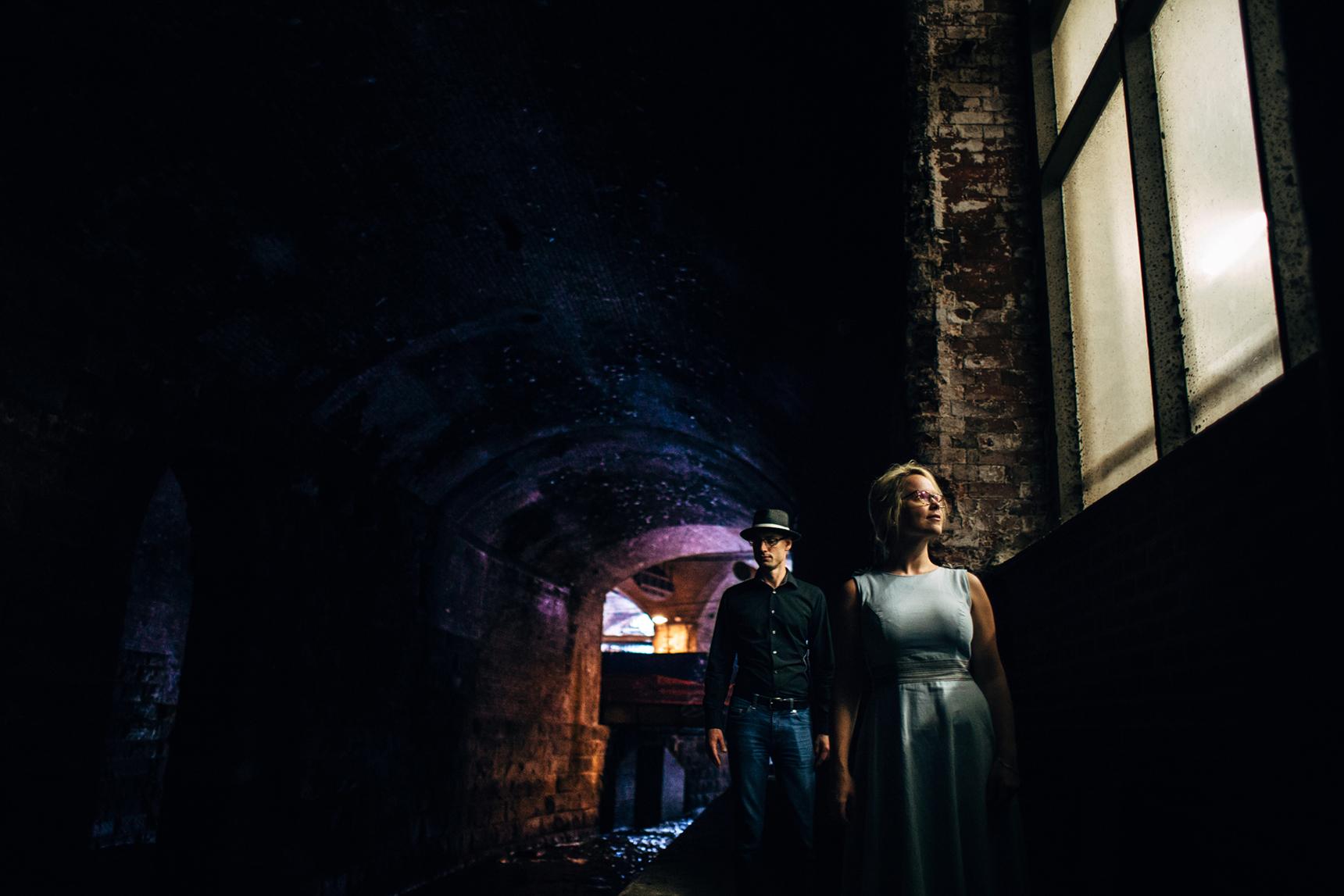 Leeds dark arches photos