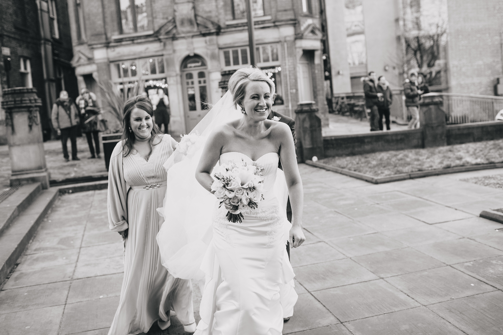 wedding photographer Salford Quays