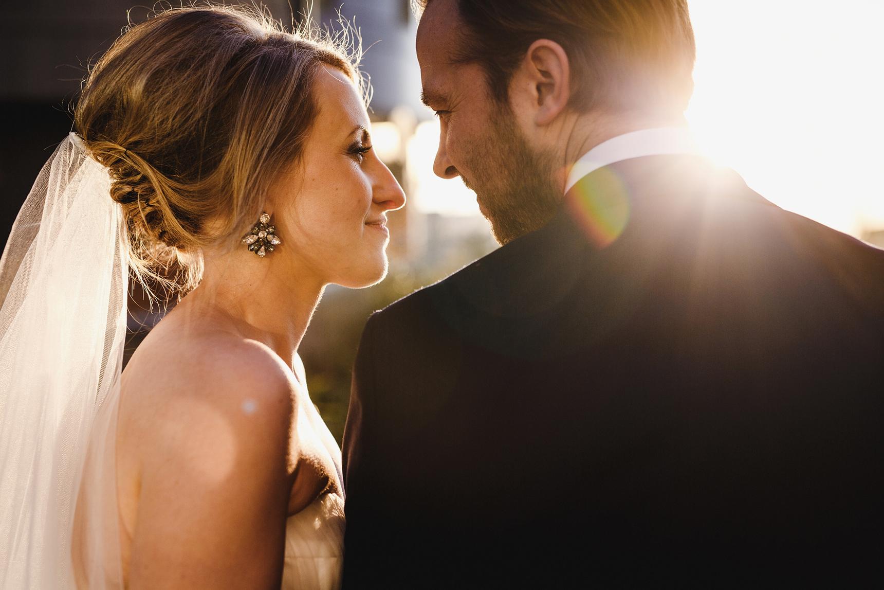 wedding photos Media City