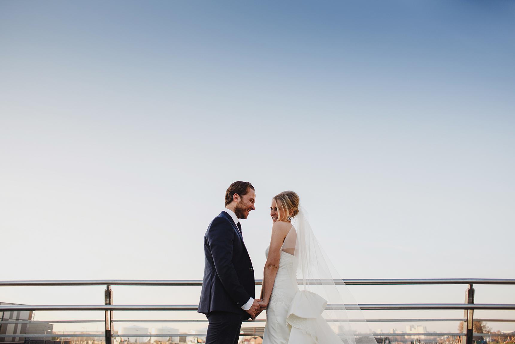 weddings at Media City