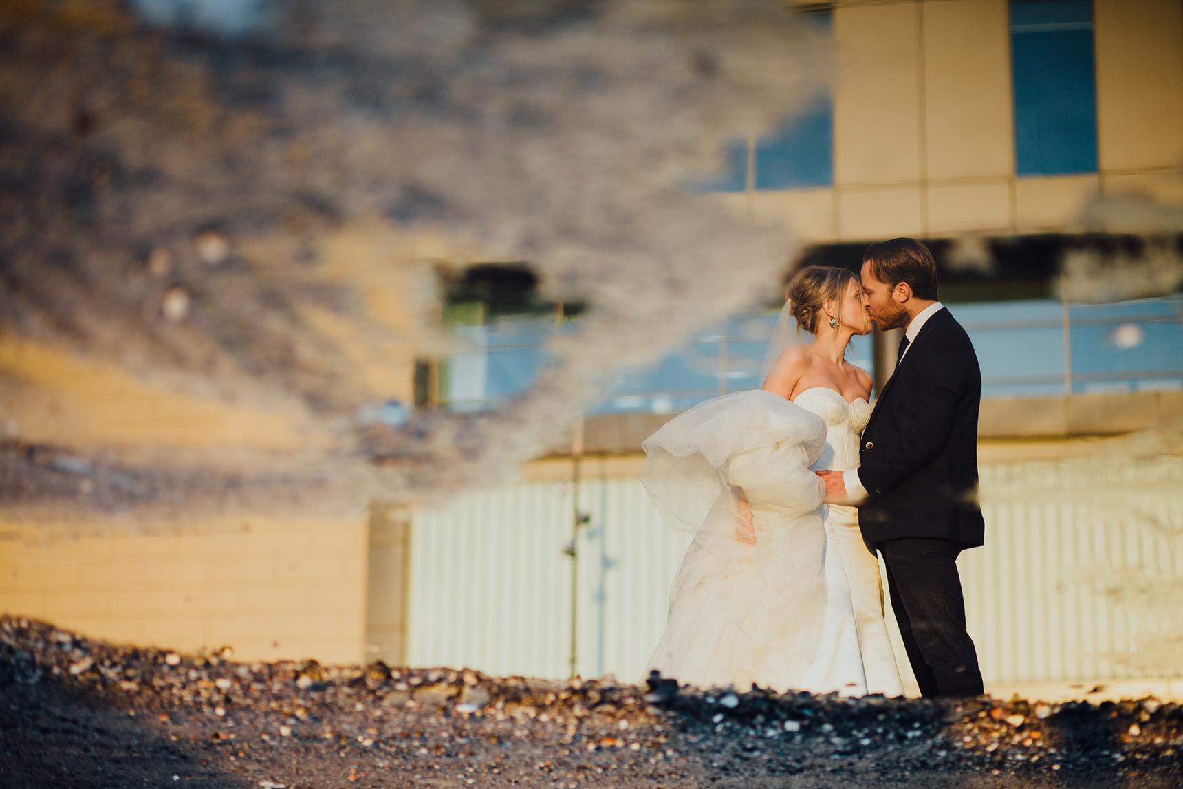 Media City wedding photography