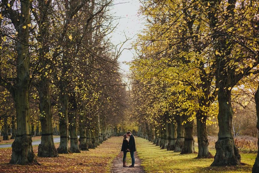 Nottingham Pre-wedding shoot