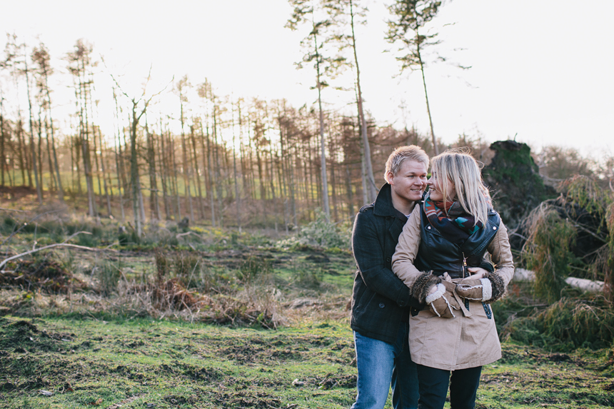 And when woods and late afternoon winter sunshine come together it's  usually a beautiful thing! I'm really looking forward to their wedding in a  couple of ...