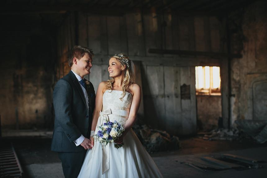 Priory Cottage Wedding