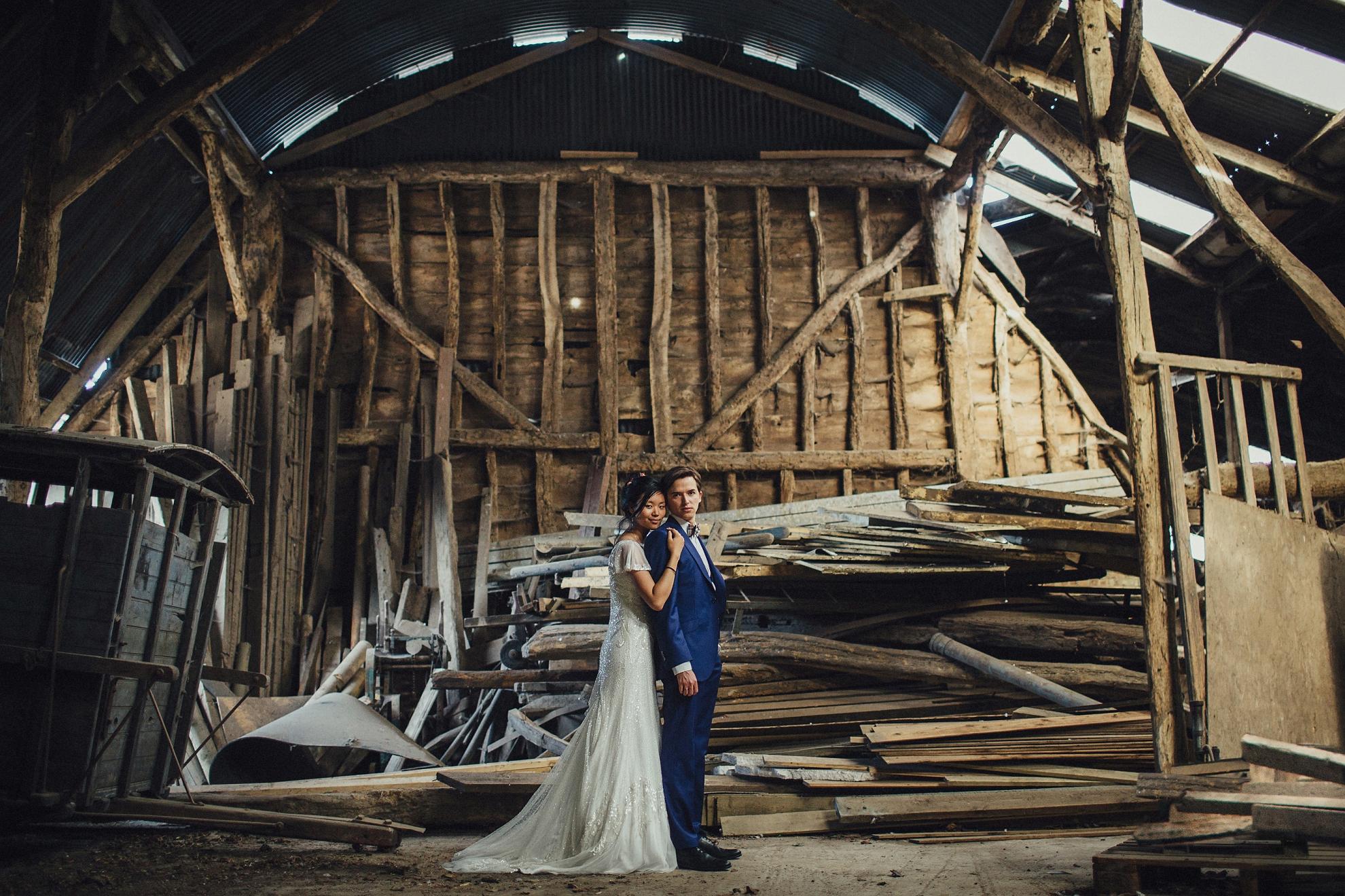 Manor barn weddings