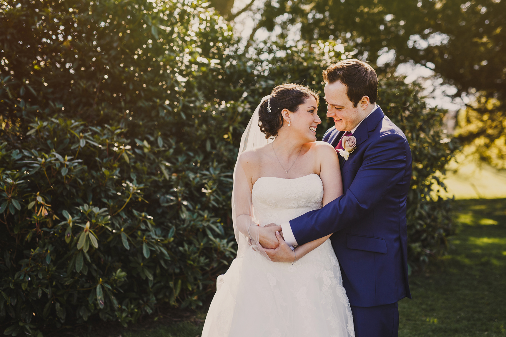 Wedding Photographer Swinton Park