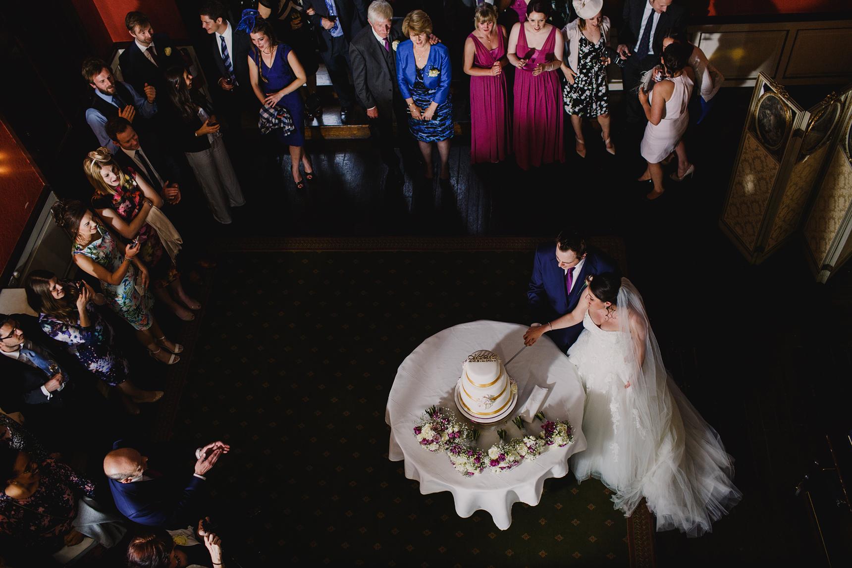 Wedding Swinton Park