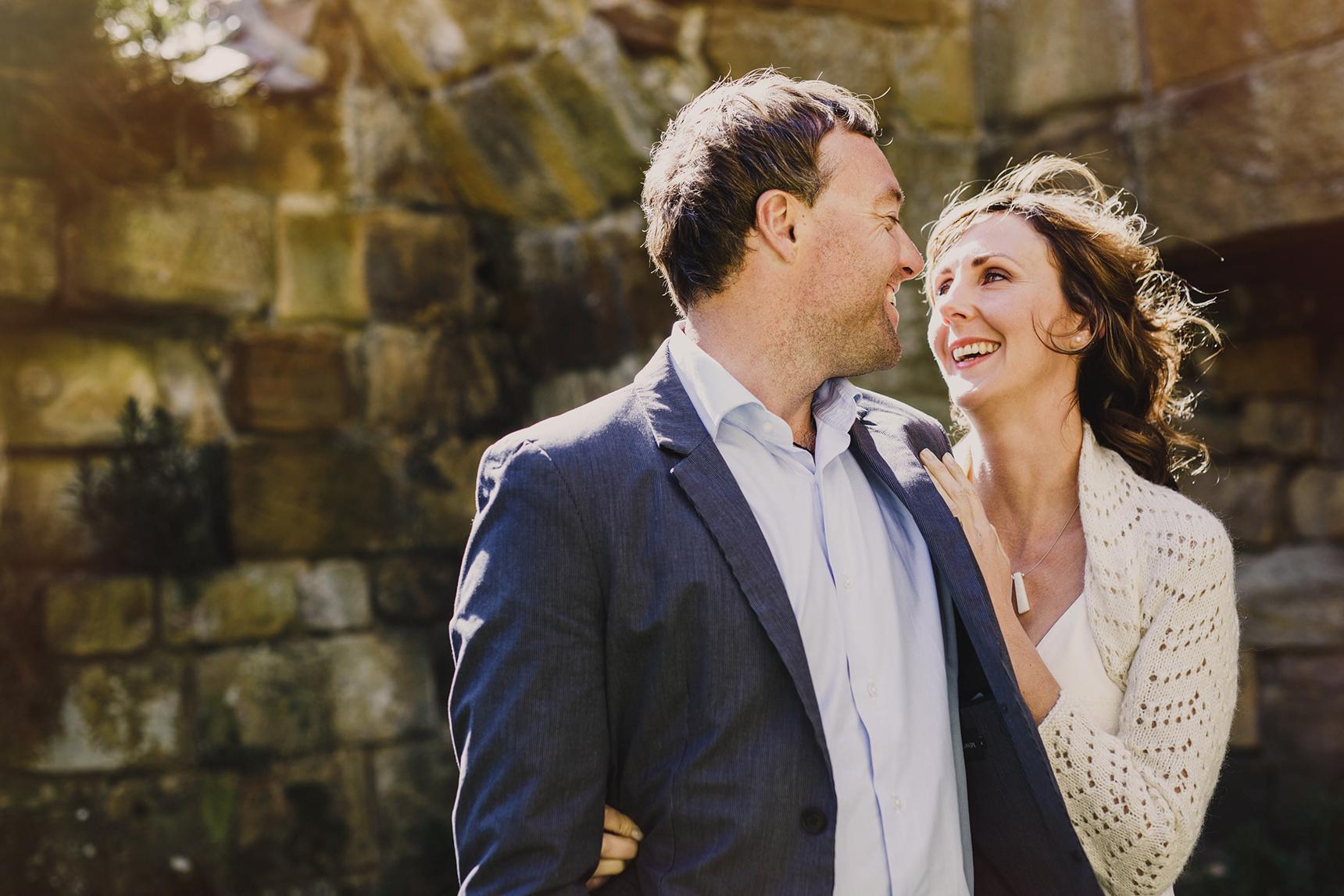 Danby Castle wedding