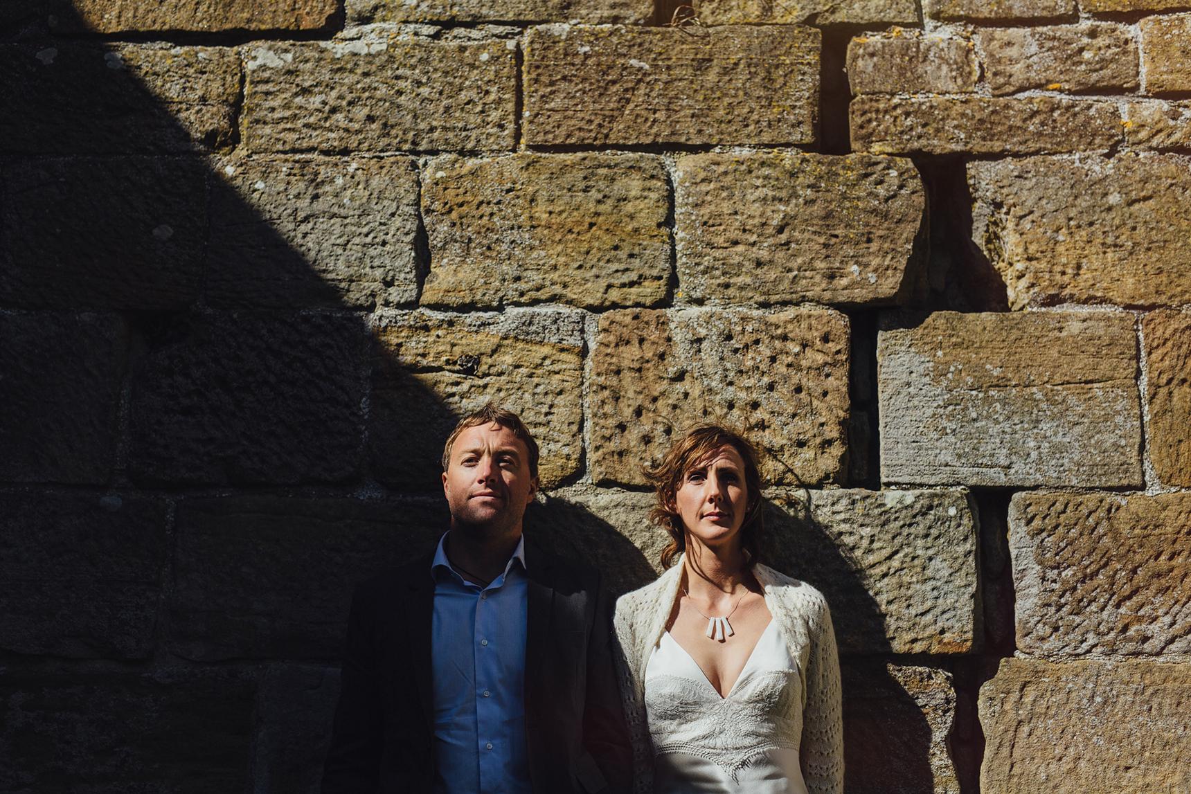 Danby Castle wedding photos