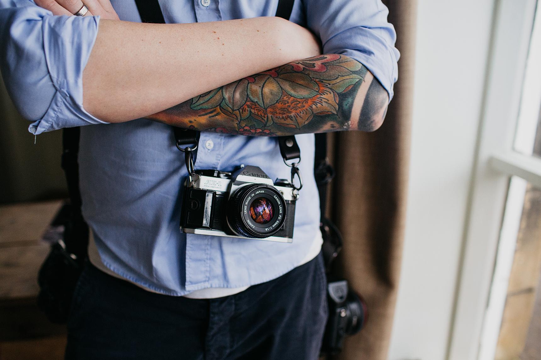 film camera strap