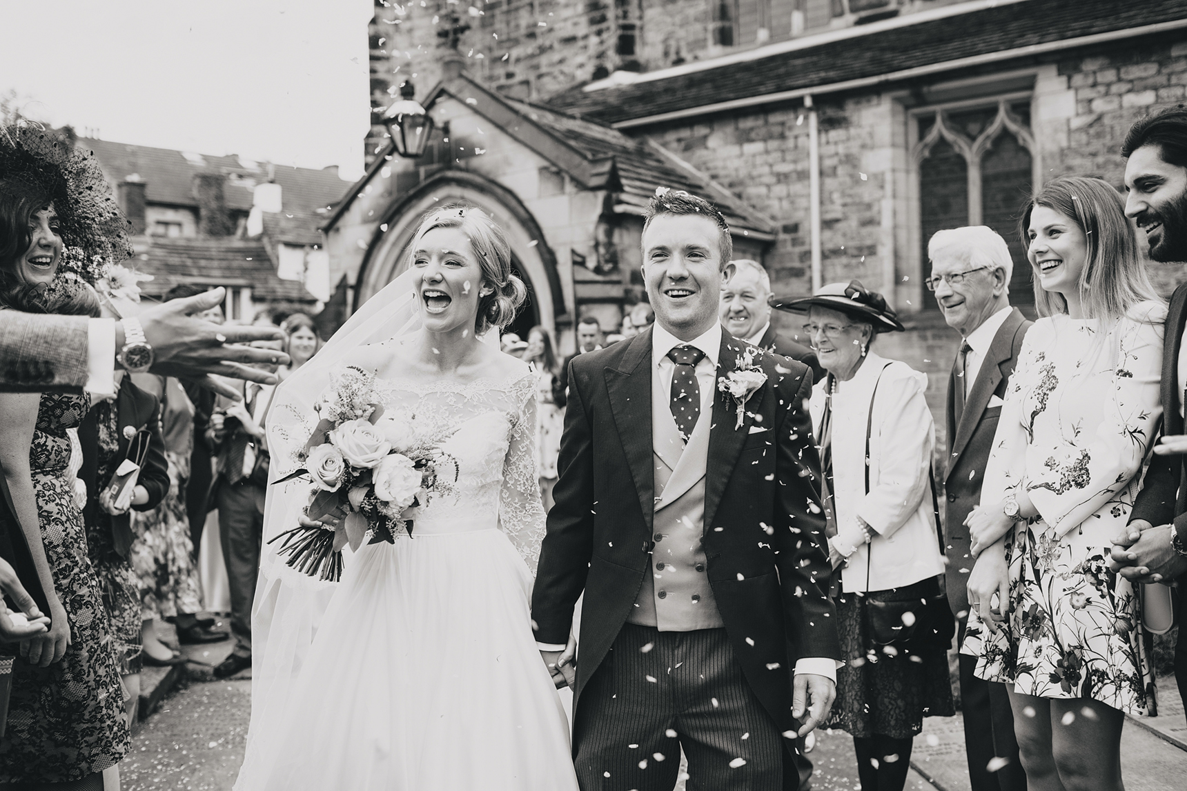 Bingley church Wedding