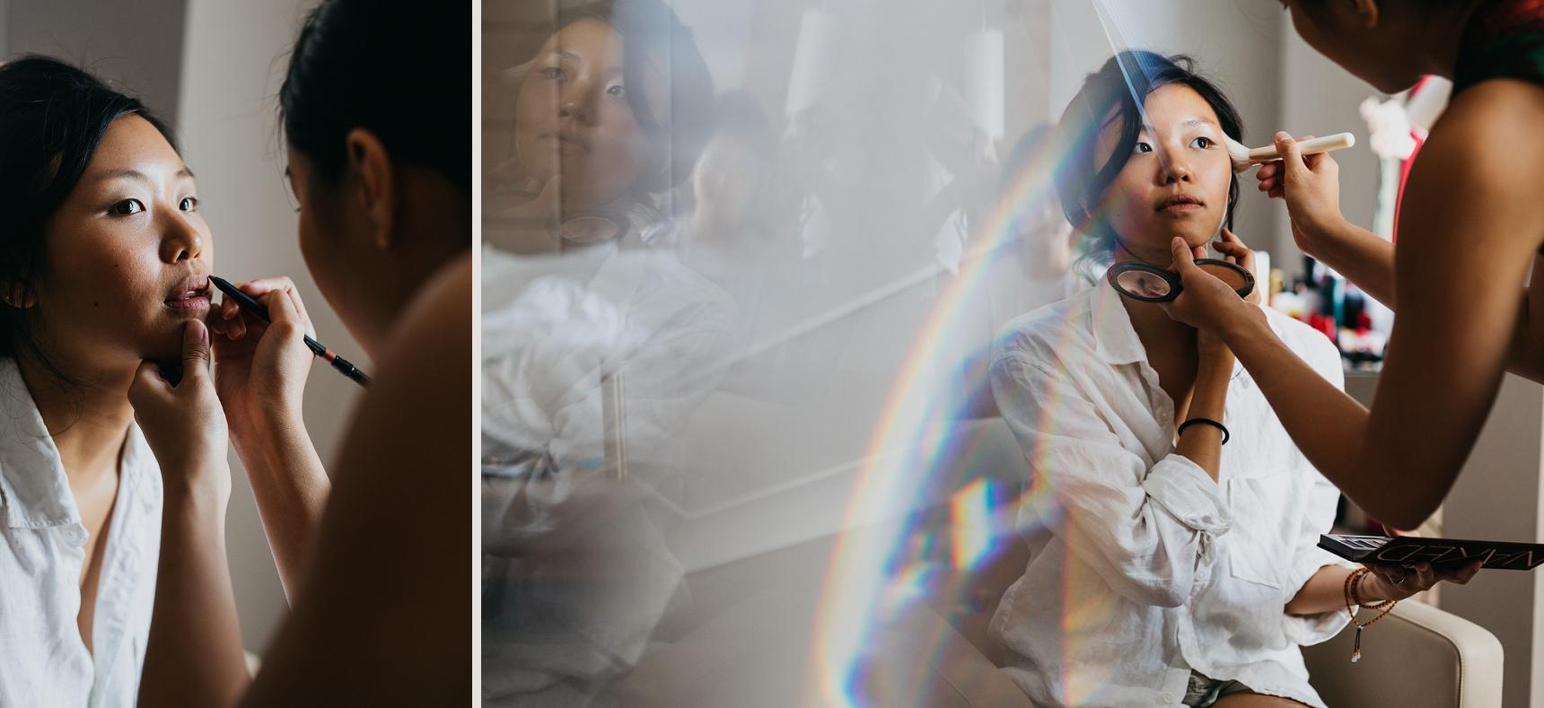 bridal preparations prism