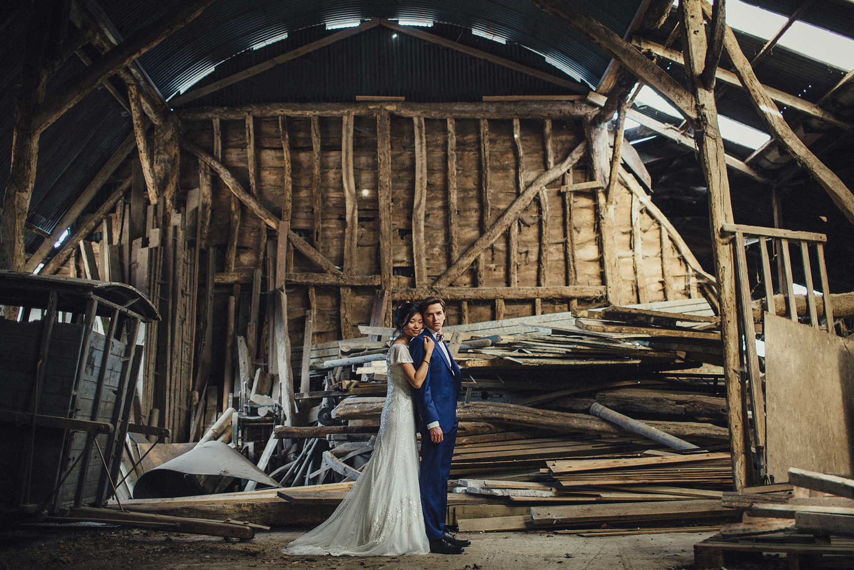 The Manor Barn Harlton weddings