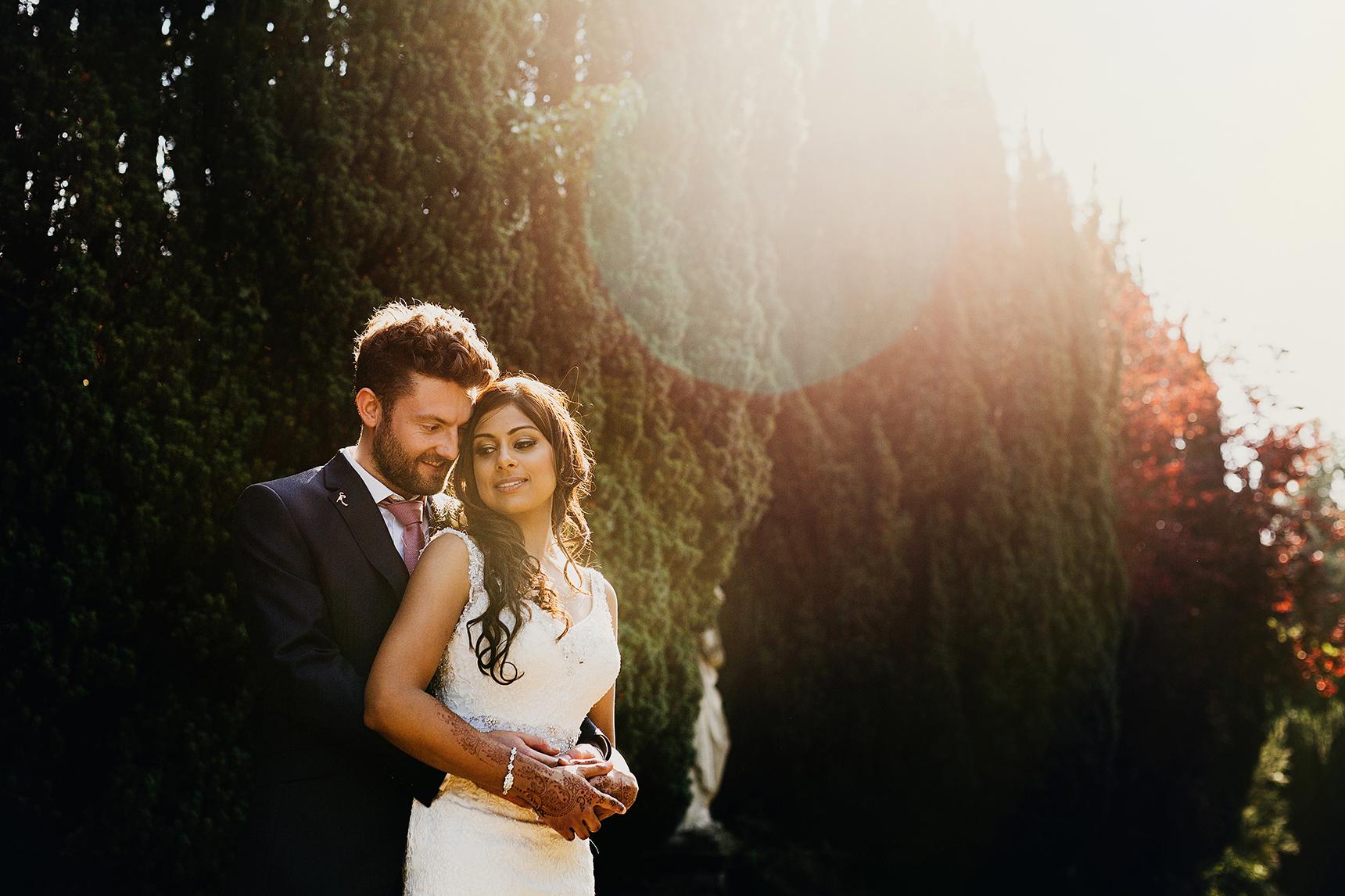 Weddings at Newby Hall