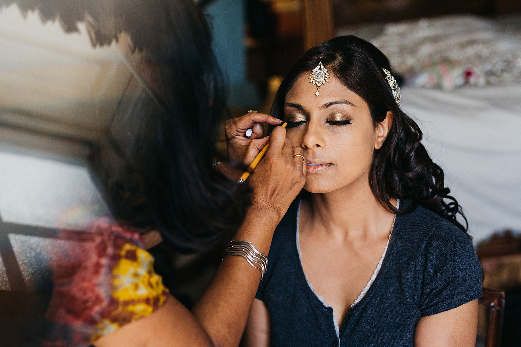 Hindu wedding photography Yorkshire