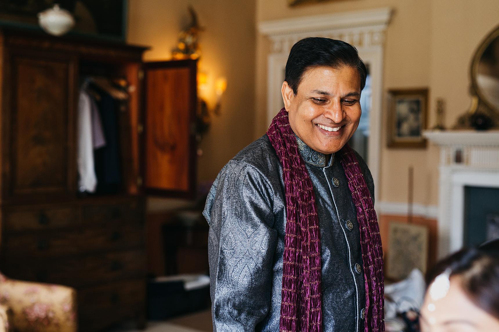 Hindu wedding photographyer Leeds