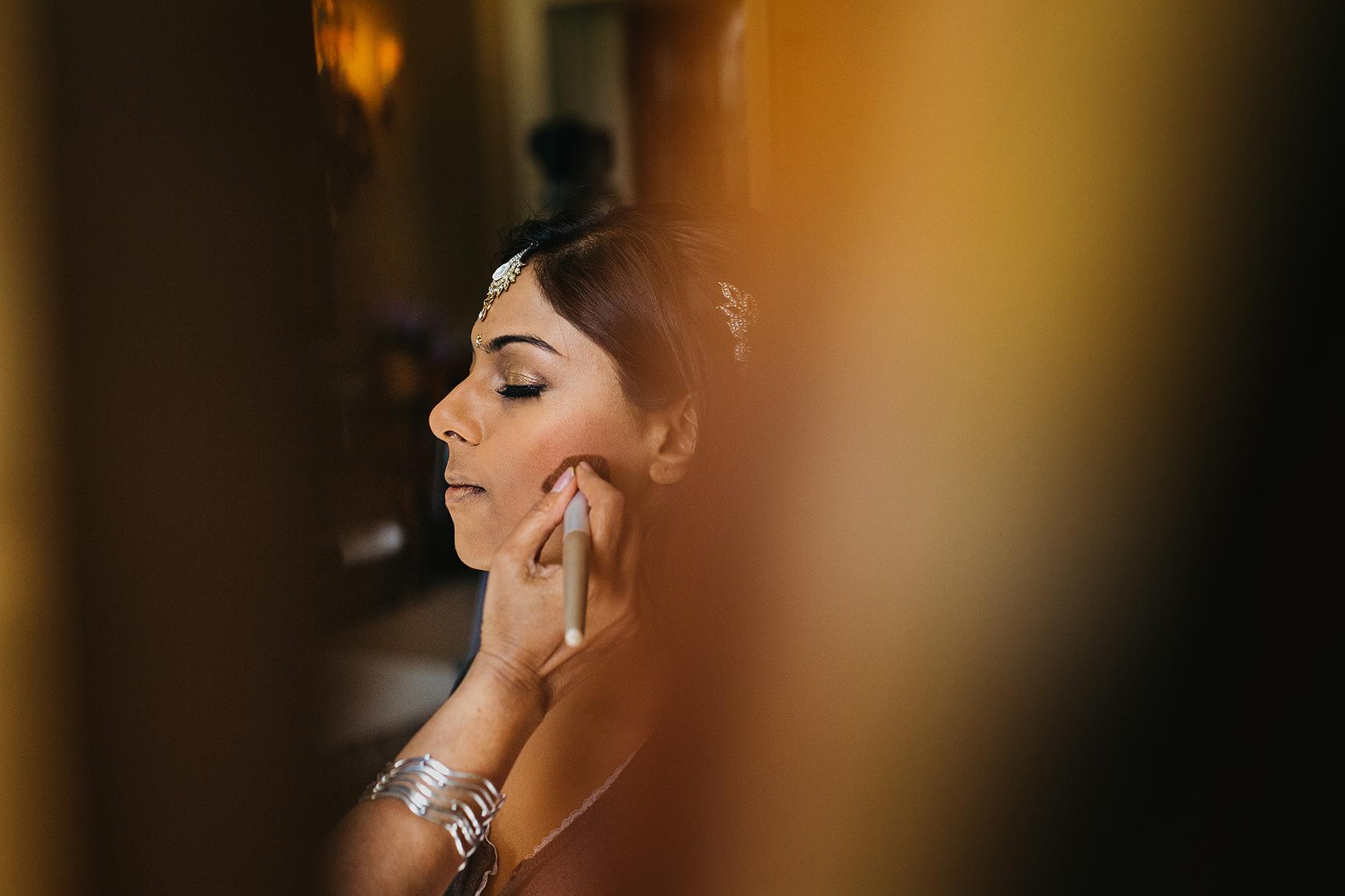 Hindu wedding photography Leeds