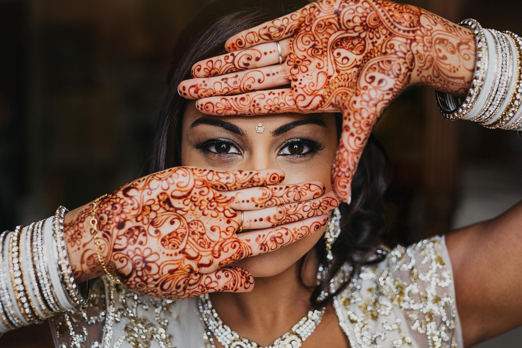 English Punjabi wedding Leeds