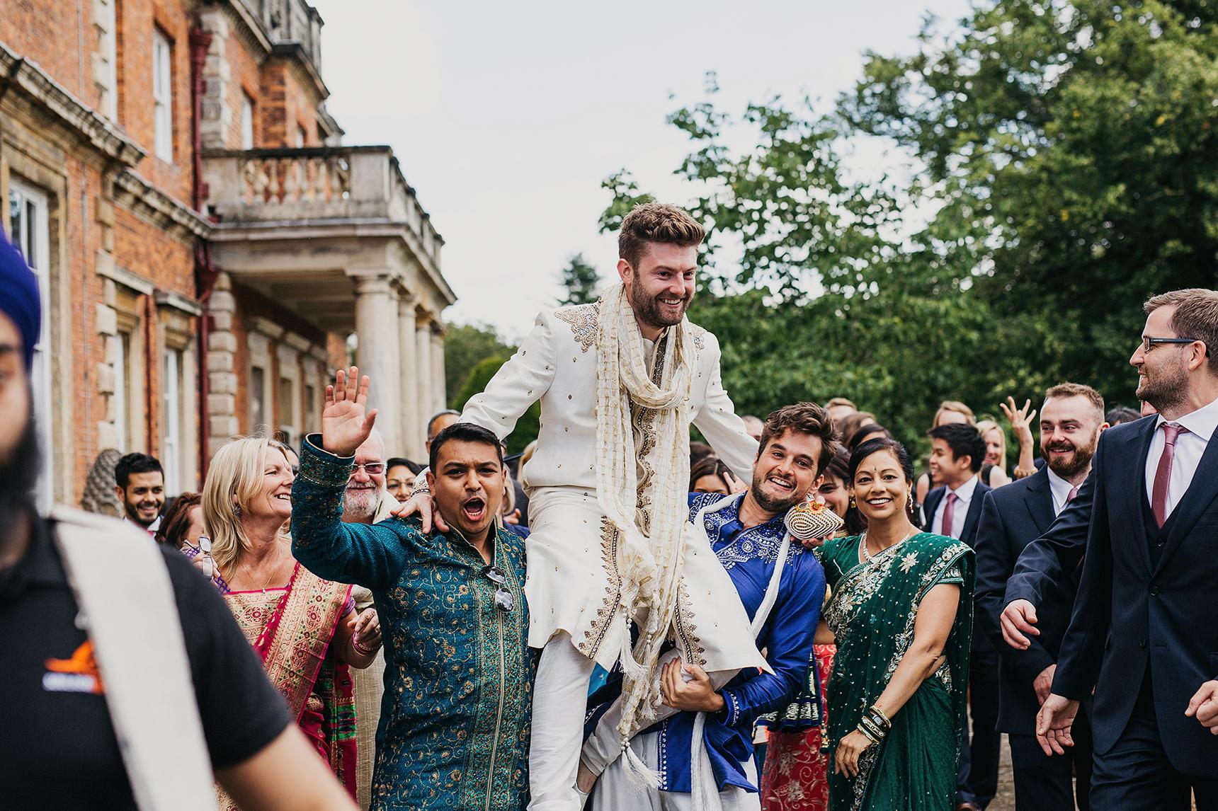 English Hindu wedding Leeds