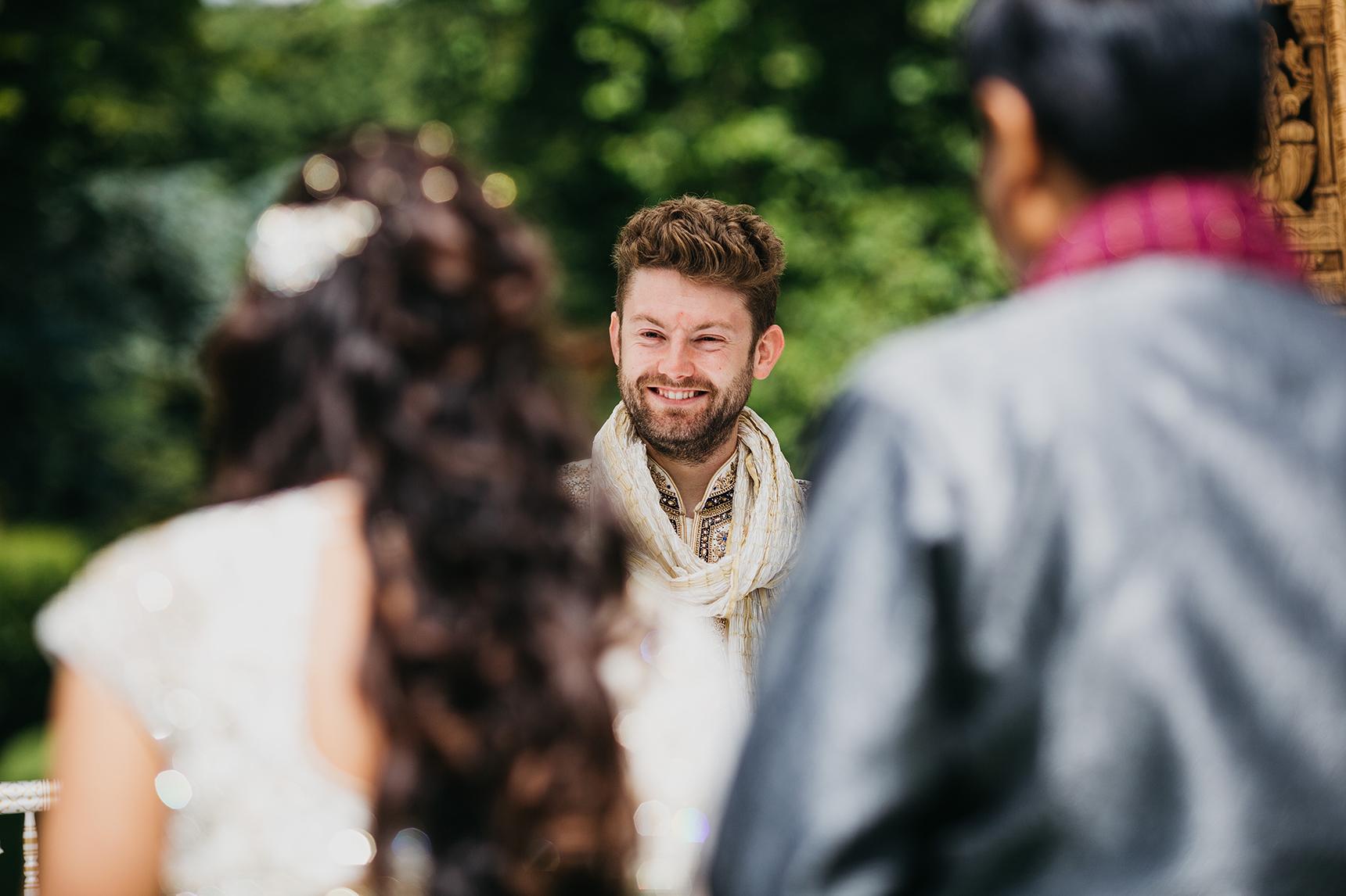 Indian wedding photographer Yorkshire