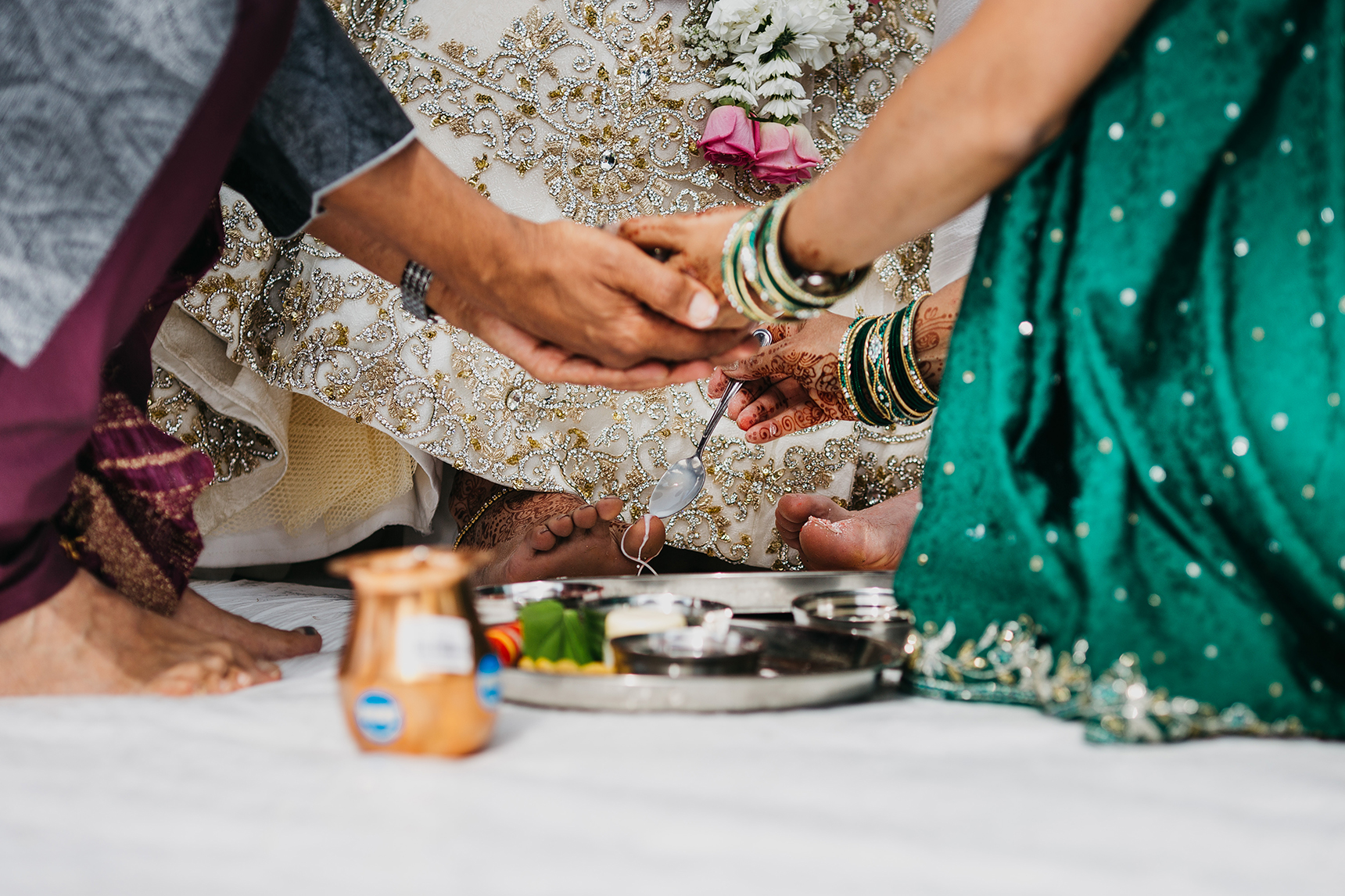 Indian wedding photographer Yorkshire