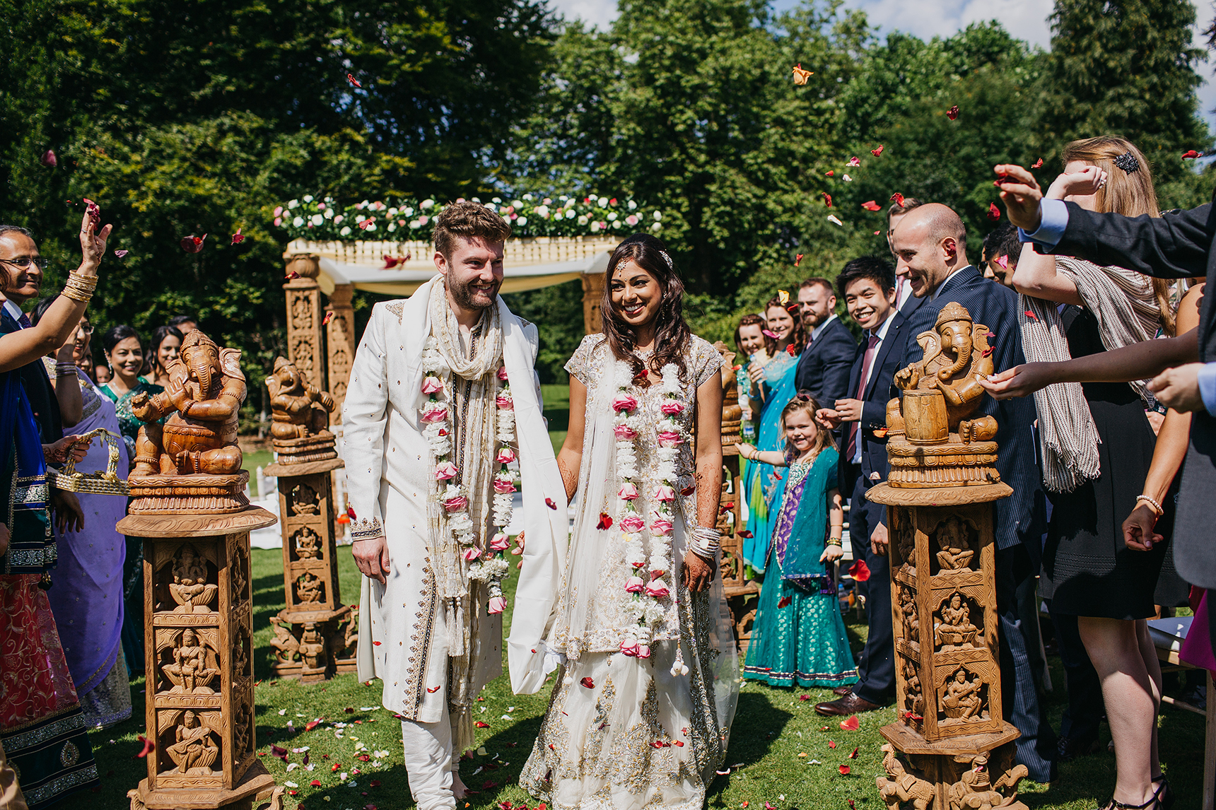 Indian wedding photography Leeds