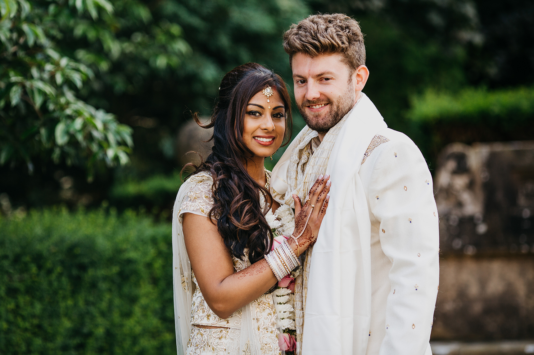 Indian wedding photographer Leeds