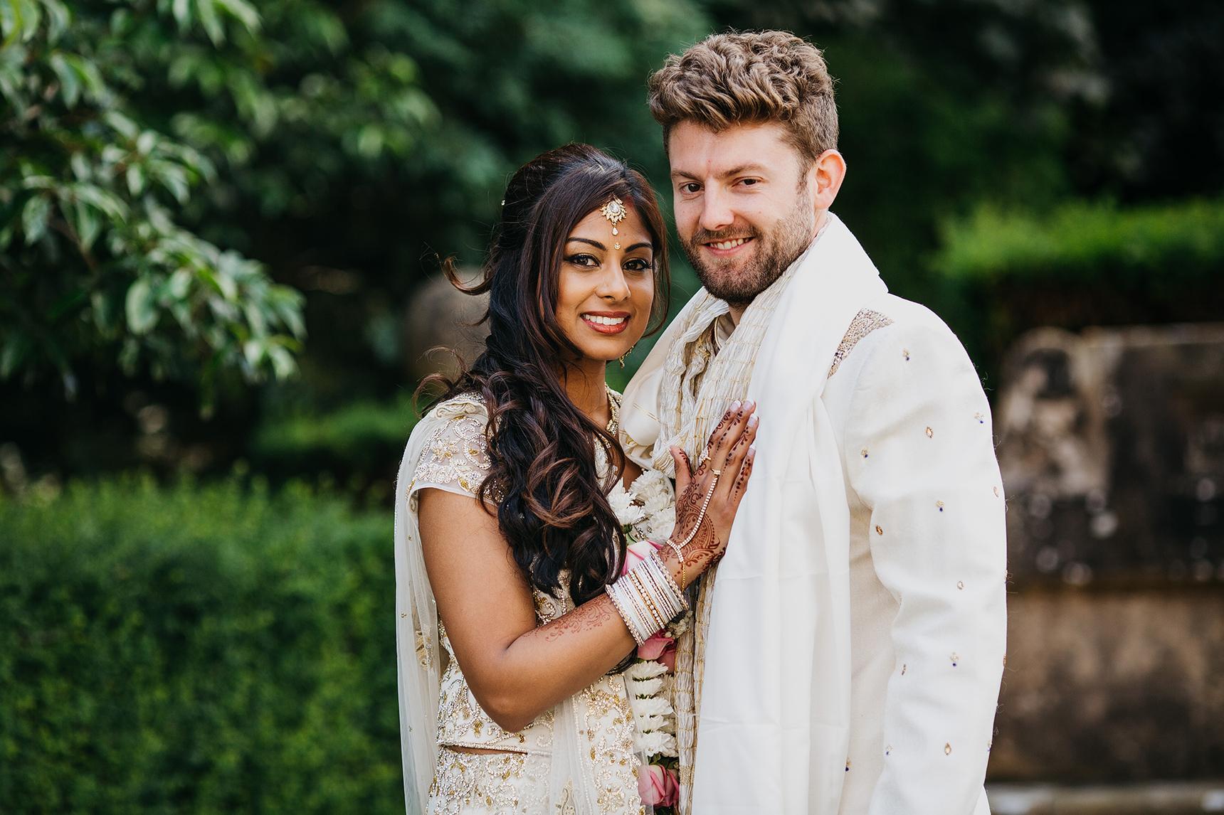 Indian wedding photographer Leeds