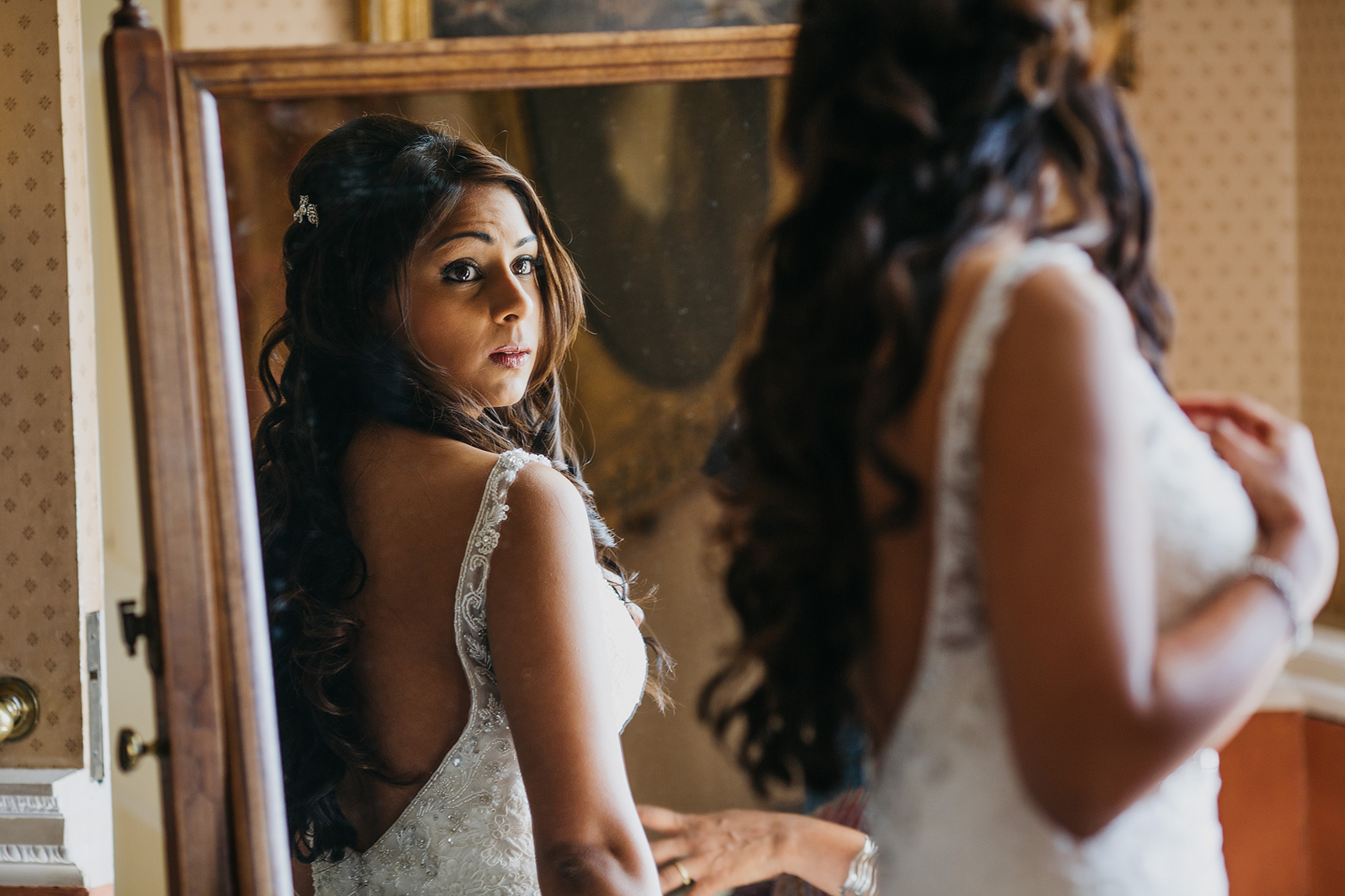 Indian wedding photographer North Yorkshire