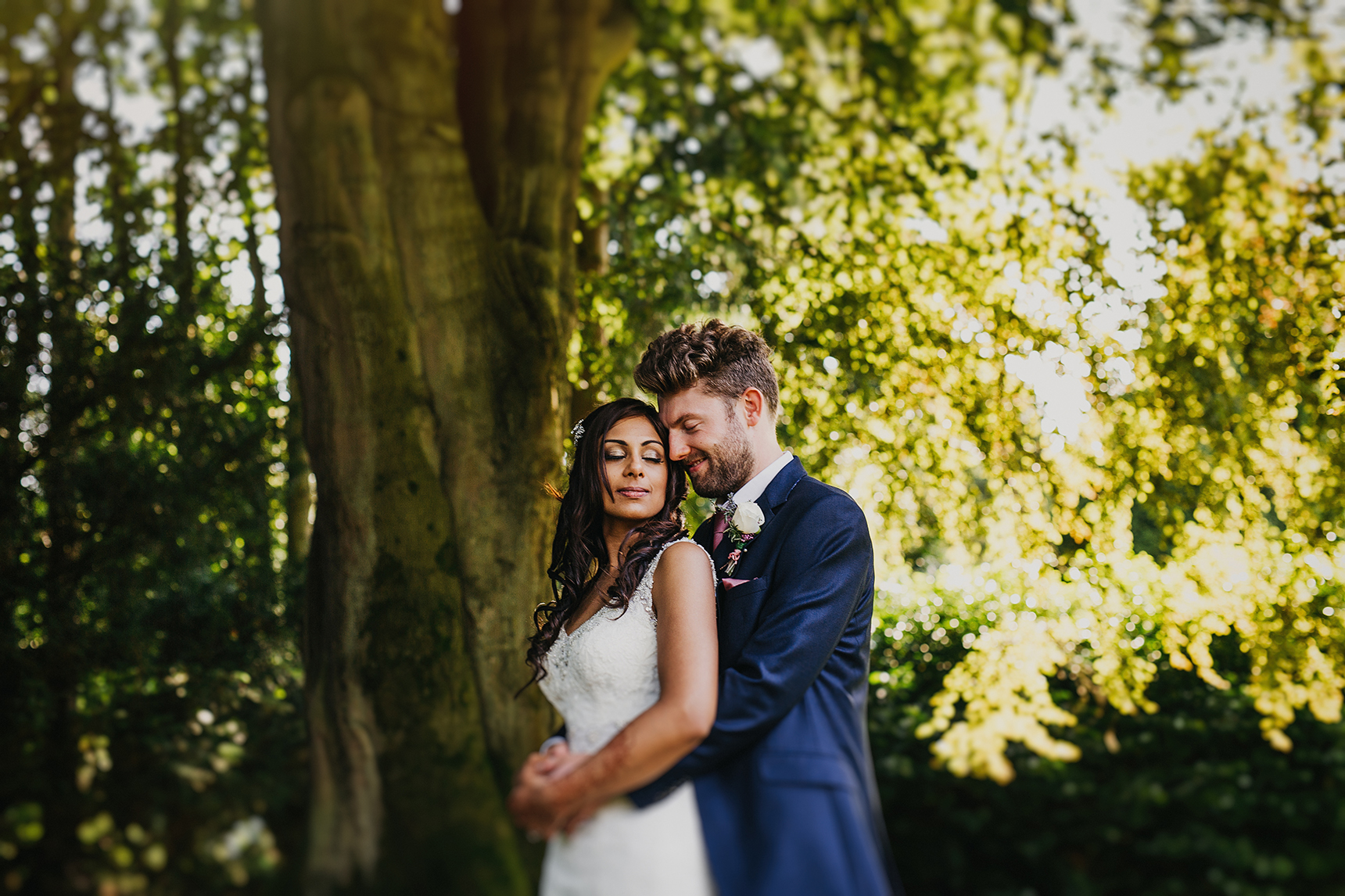 Newby Hall wedding photography